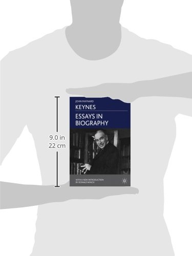 essays in biography j keynes com books