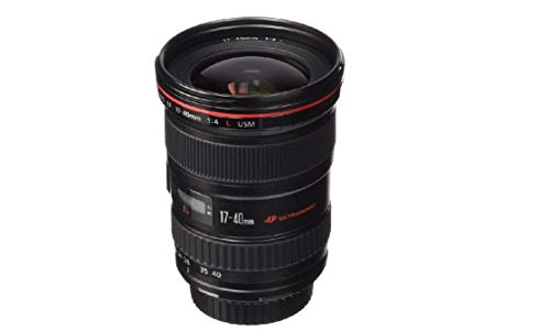 Canon EF 17-40mm f/4L USM Ultra Wide Angle Zoom Lens for Canon SLR Cameras (Canon 5d Mark 3 Best Price)