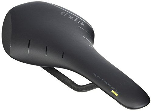 Fizik Antares 00 Saddle with 7x9 Braided Rails, Black