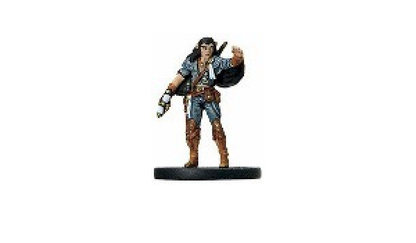 Giants of Legend D /& D Minis Aramil Adventurer # 9