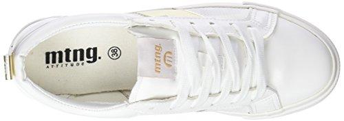 de Blancomesh Colores Platino Mujer Deporte Zapatillas MTNG Blancometal para Action Varios Garden Pu EAxqvqFnH