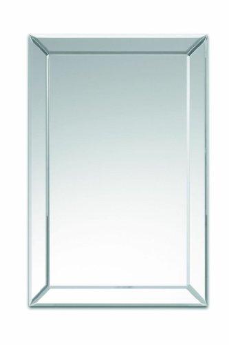 Deknudt Mirrors Strips Taller Wall Mounted Mirror