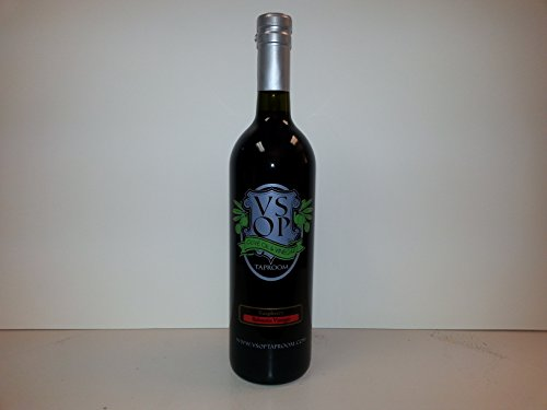 VSOP Raspberry Aged Dark Balsamic Vinegar of Modena (750 ml / 25.36 oz)