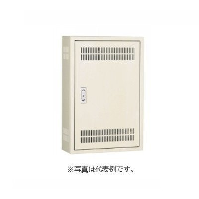 河村電器産業 屋内用・壁掛型鉄板製 熱機器収納キャビネット BXH6050-20 クリーム