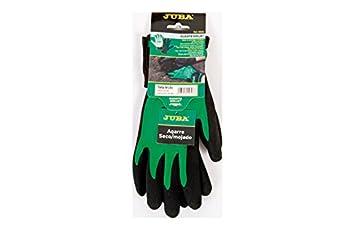 Juba - Guante Nylon/Pvc Con Velcro Ninja/T9: Amazon.es ...