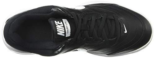 Uomo Da Nero white Grey Court Scarpe Nike 010 medium Tennis Lite black qFa4wX