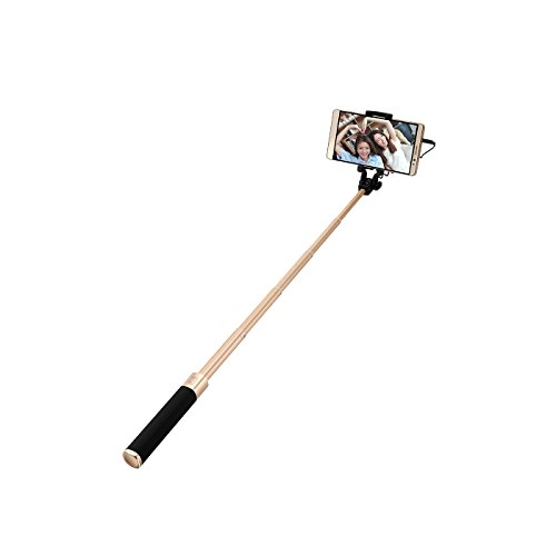 Huawei Black Selfie stick, AF11 02451993 For IOS + Android Smartphones by HUAWEI