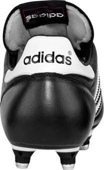 Adidas - World Cup - Chaussures de football - Mixte Adulte noir/blanc