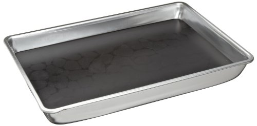 (American Educational 7-350 Aluminum Dissecting Pan with Wax, 11
