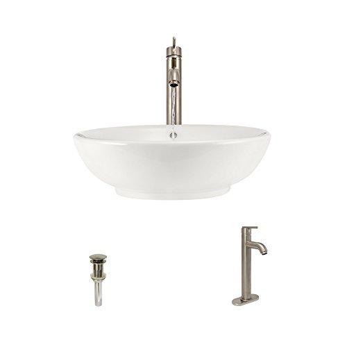 Bisque Porcelain Sink - 6