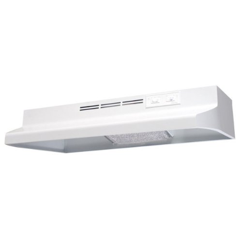 Air King AD1368 Advantage Ductless Under Cabinet Range Hood with 2-Speed Blower, 36-Inch Wide, Stainless Steel Finish ()