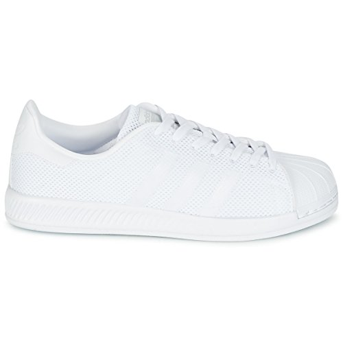 para Hombre White adidas Cream Zapatillas Pharrell Superstar Supershell FnnCIx