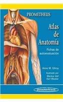 Prometheus Atlas de anatomia Anatomy Flash Cards Anatomy on Go Fichas de autoevaluacion Self evaluation Sheets [Paperback] [Jan 01, 2010] Anne M. Gilroy, Markus Voll, Karl Wesker