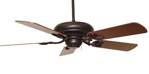 KIVA Rustic Sandia Ceiling Fan 52