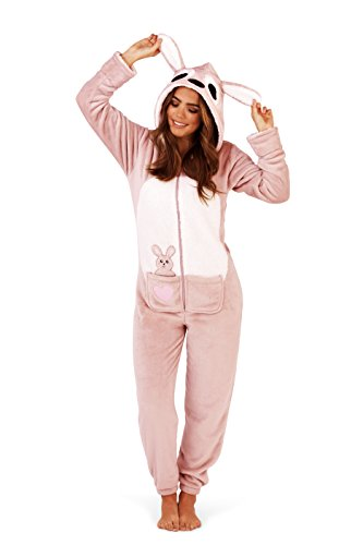 984a923ae Loungeable Boutique   Purdashian Ladies Womens Snug Onesie Adult All ...