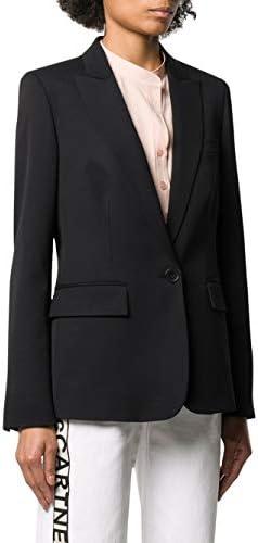 Stella McCartney Luxury Fashion Donna 532394SNB481000 Nero Lana Blazer | Primavera-Estate 20