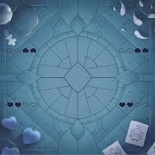 Studio71 & Edmund McMillen - Alfombrilla de batalla para cuatro jugadores de la catedral de Isaac: accesorio para el juego de cartas de las cuatro almas: Amazon.es: Juguetes y juegos