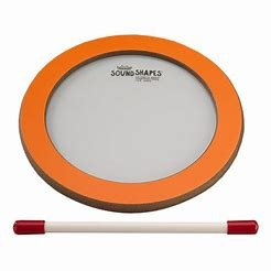 Remo Sound Shapes - remo 6 inch circle sound shape