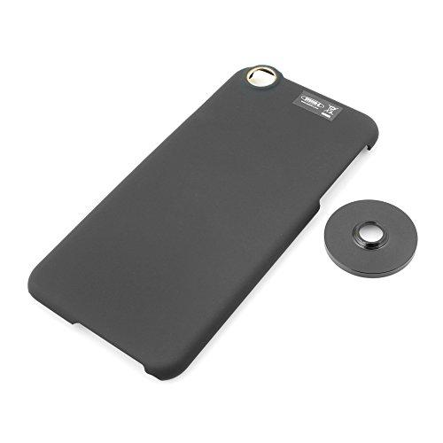 System-S–Reflex DSLR–Schermo piatto 37mm obiettivo fotografico Photo Set lenti Adapter Kit per Fotocamera con per cellulare Cover Protector Case per iPhone 6Plus