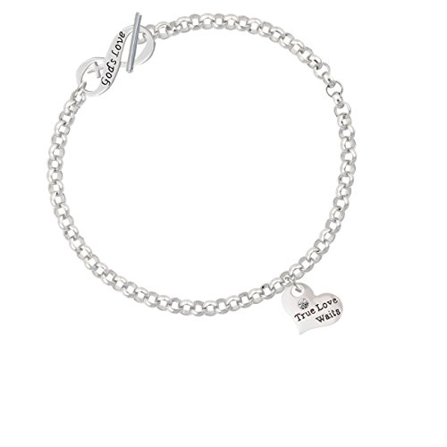 True Love Heart Charm - 9