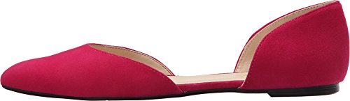Nine West Mujer Stardust Pink Suede