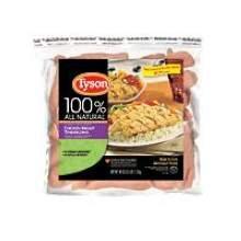 Tyson Chicken Breast Tenderloin, 2.5 Pound -- 12 per case.