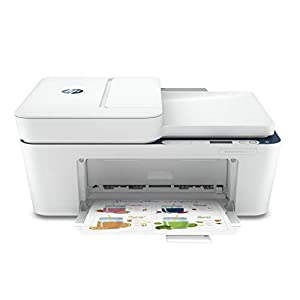 HP Deskjet 4123 Colour Printer, Scanner and Copier for Home, Compact Size, Automatic Document Feeder, Send Mobile fax… 11 31Kzr530BKL. SS300