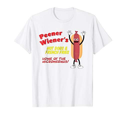 222b30c732 Funny wiener hot dog t-shirts al mejor precio de Amazon en SaveMoney.es