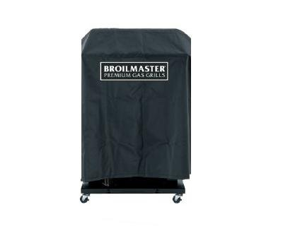 Broilmaster DPA8 Cover without Shelves, Small, -