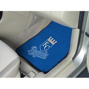 - MLB - Kansas City Royals 2 Piece Front Car Mats