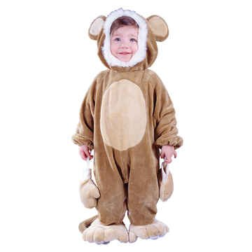 Cuddly Monkey Toddler Costumes (Cuddly Monkey Toddler Costume)
