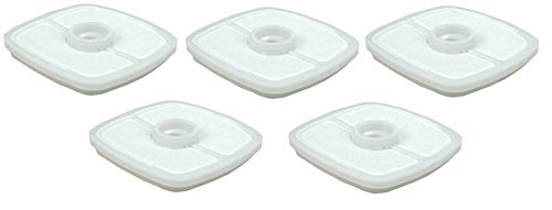 Stens 102-565-5PK Air Filter Replaces Echo 13031054130 Mantis 130310-54130, 5 Pack