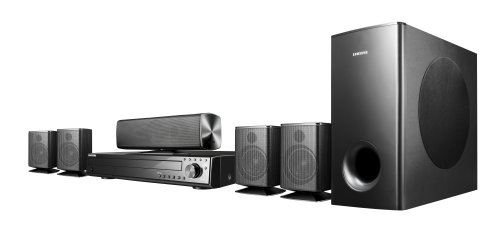Samsung Ht Z410t 5 1 Channel 5 Disc Home Theater Surround Sound