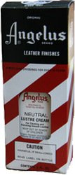 Angelus Lustre Cream 3 Oz. Cordovan