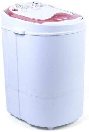 Mini Lavadoras con deshidratación Lavadora electrónica portátil, tamaño 54 x 35 x 34 cm