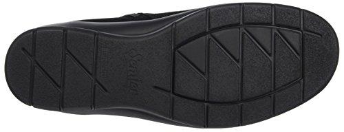 Schwarz Ankle 9 Black Boots Women's Semler 001 UK Xenia wagqEwX