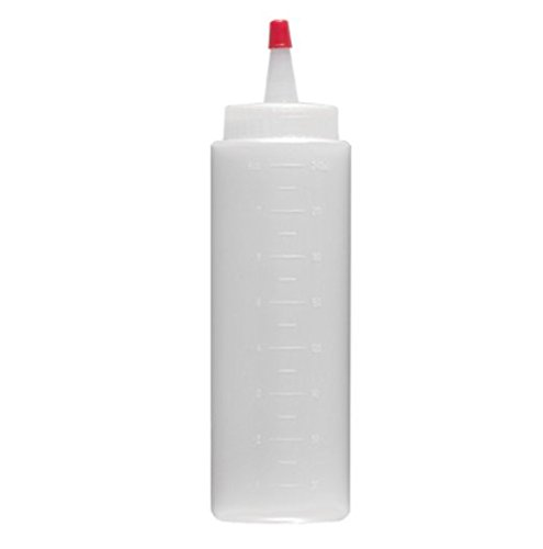 Soft 'N Style Wide Mouth Applicator Bottle 8 oz. (Pack of 6) Soft ' N Style