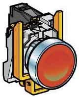 Non-Illuminated Push Button, 22mm, ()