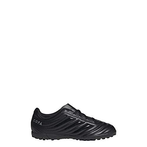 adidas Copa 19.4 Turf Shoes Kids', Black, Size 6
