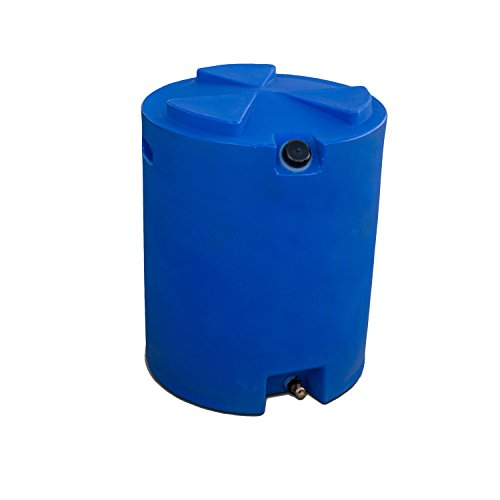 Field Tank (Wise Foods 50 Gallons Water Storage Tank Hunting Field Processing Kits)