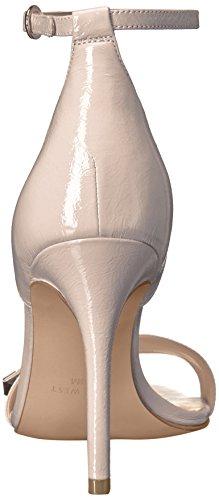 Ni Vest Kvinders Matteo Patent Kjole Sandal Off Hvid 0eIrRwMY