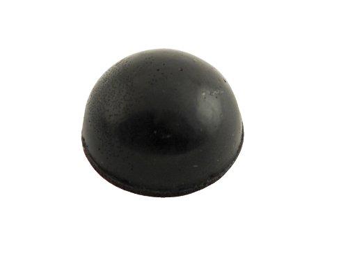 Vestil RDB-075 Polyurethane Rubber Round Dome Bumper, 3/4'' Diameter x 3/8'' Height (Pack of 50) by Vestil