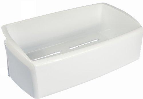 LG Electronics MAN62069201 Refrigerator Door Shelf/Bin, White by LG