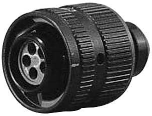 BACC63 Series 10-20 BACC63BN10-20P6 Crimp Pin Straight Plug BACC63BN10-20P6 Circular Connector 2 Contacts Bayonet