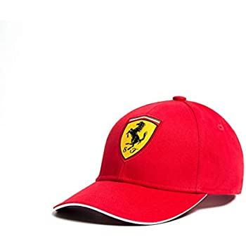 Amazon.com: Ferrari Scuderia Formula 1 Mens Red 2018 ...