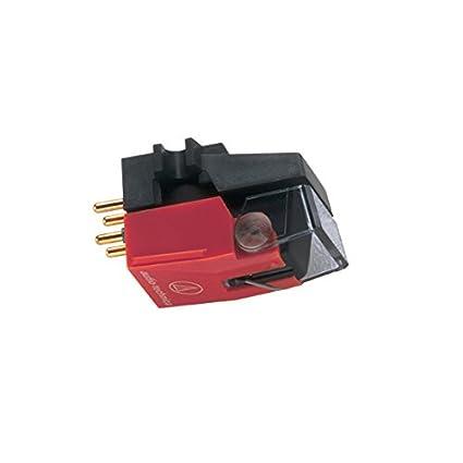 Audio-Technica AT100E - Accesorio para DJ (6,5g (0.229 oz)) Negro ...