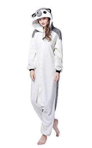BELIFECOS Costume Adult Animal Onesie Pajamas Christmas Halloween Loungewear -