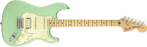 Fender American Performer Stratocaster HSS - Satin Seafoam Green w/Maple Fingerboard ()