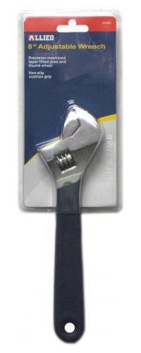 Allied Tools 51052 Adjustable Wrenches 8 Adjustable Wrench