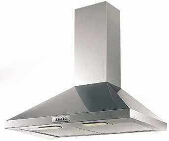 Sogelux – Campana Chimenea 90 cm Sogelux hcl92 X inox: Amazon.es: Grandes electrodomésticos